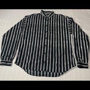 Dolce & Gabbana mens button shirt